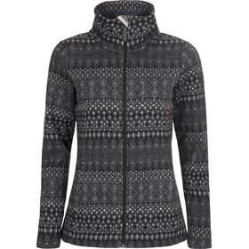 Elkline Glaciertour Fleece Jacket Women black